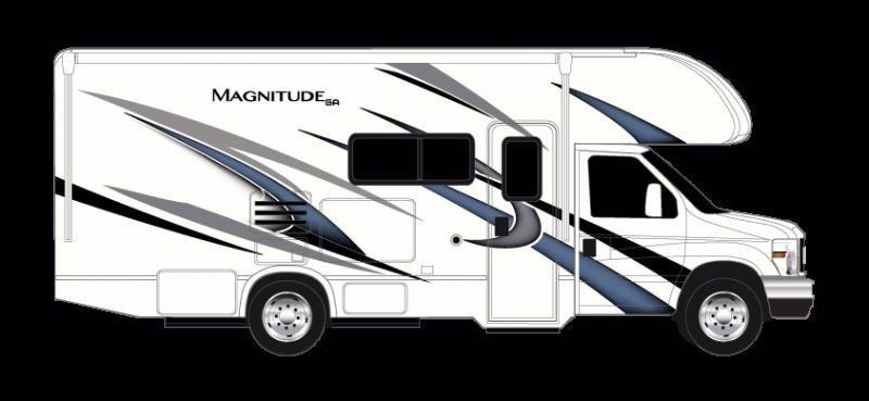 2021 Thor Motor Coach MAGNITUDE GA22