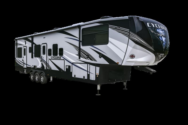 2021 Heartland RV CYCLONE 4006