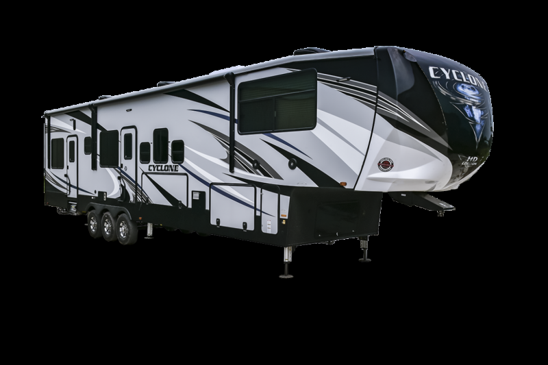 2021 Heartland RV CYCLONE 4006