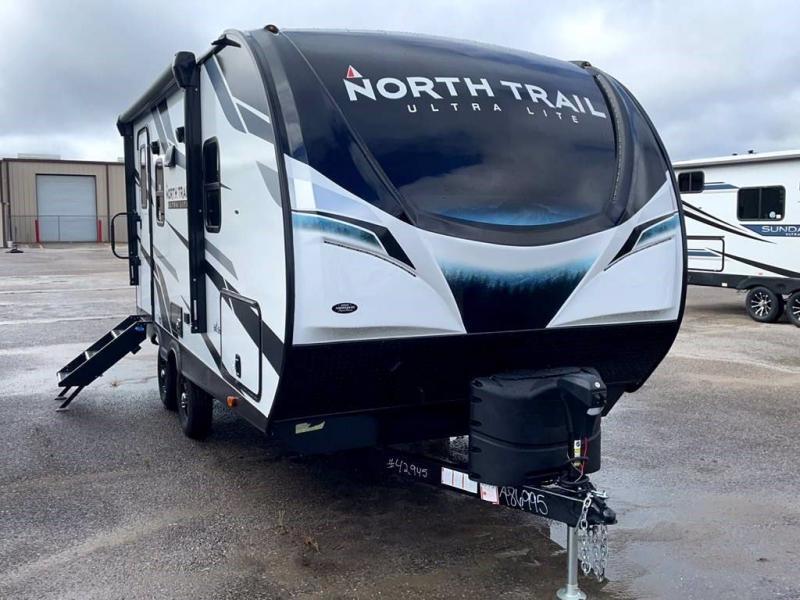 2022 Heartland RV NORTH TRAIL 21RBSS