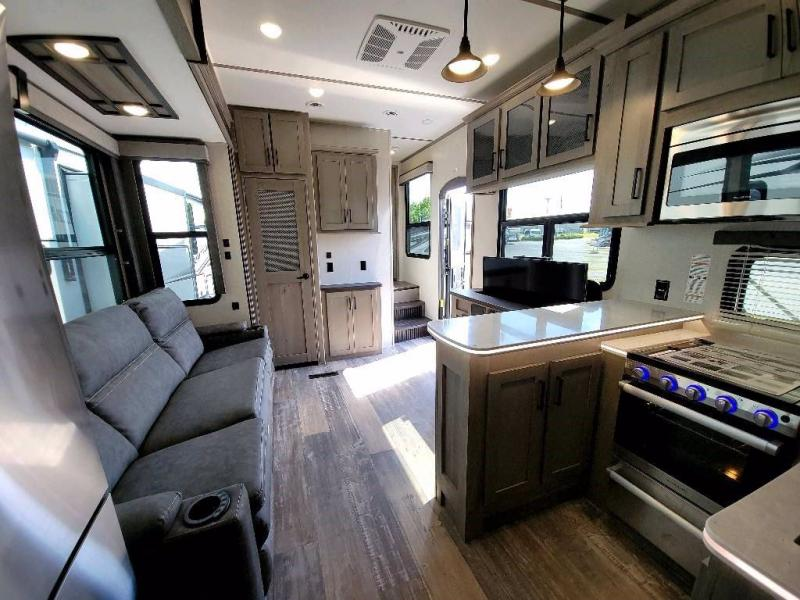 2021 Keystone RV RAPTOR 351
