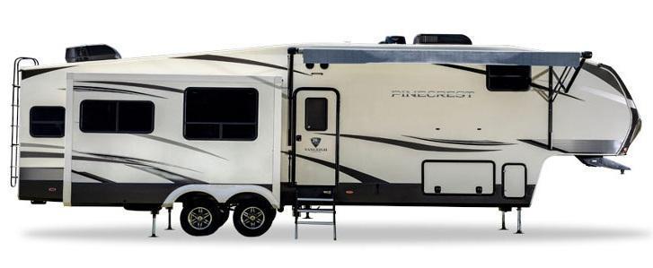 2021 Vanleigh RV PINECREST 355BHP