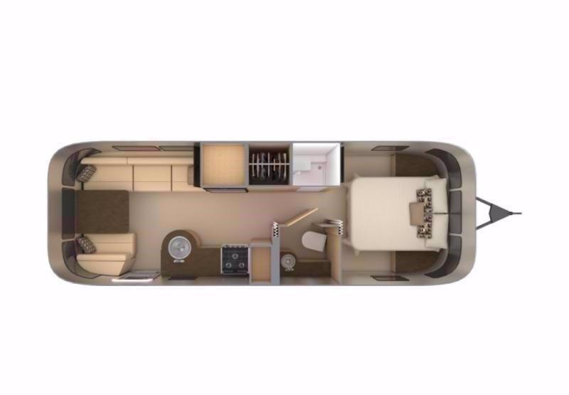2021 Airstream FLYING CLOUD 27FB