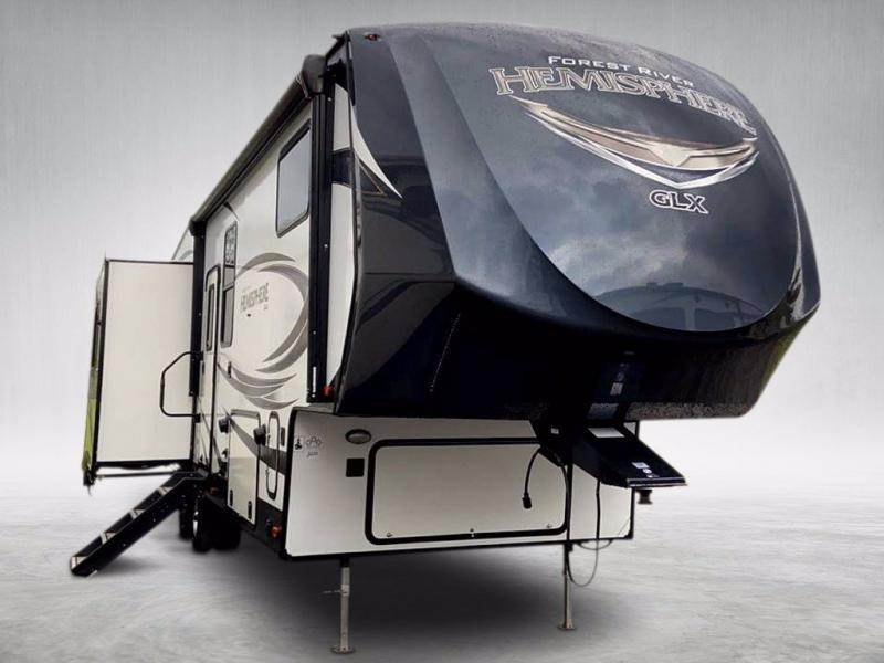 2019 Forest River, Inc. HEMISPHERE GLX 286RL