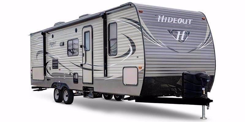 2018 Keystone RV HIDEOUT 26RLS