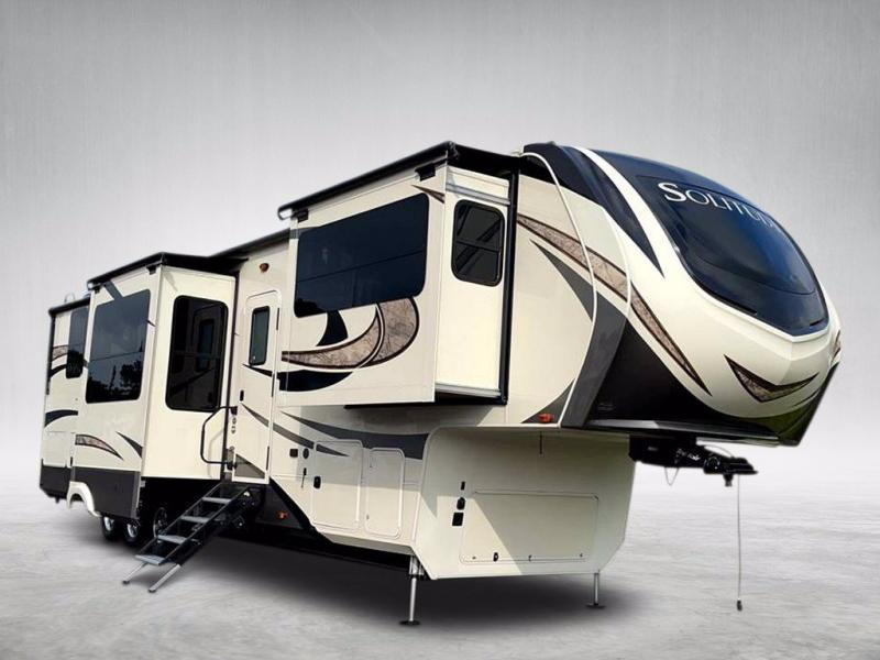 2017 Grand Design RV SOLITUDE 374TH