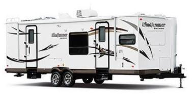 2014 Forest River, Inc. WINDJAMMER 3008