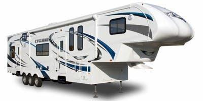 2013 Heartland RV CYCLONE 4100