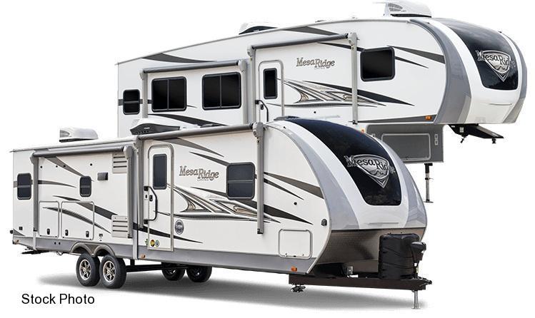 2020 Highland Ridge RV MESA RIDGE LTD 275RLS