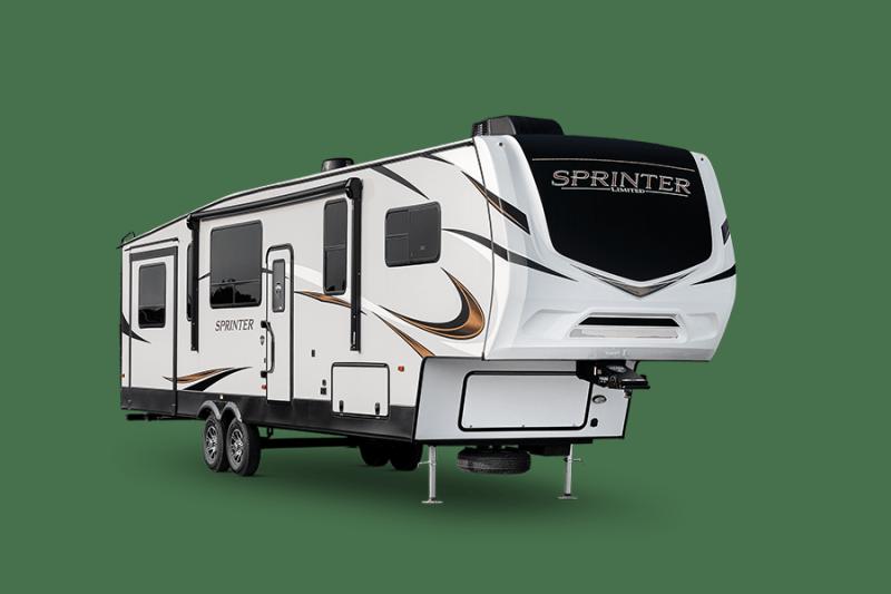2021 Keystone RV SPRINTER 3570FWLFT