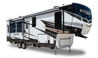 2022 Heartland RV BIGHORN 3960LS