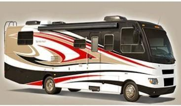 2011 Thor Motor Coach FOUR WINDS 31V SERRANOSERIES
