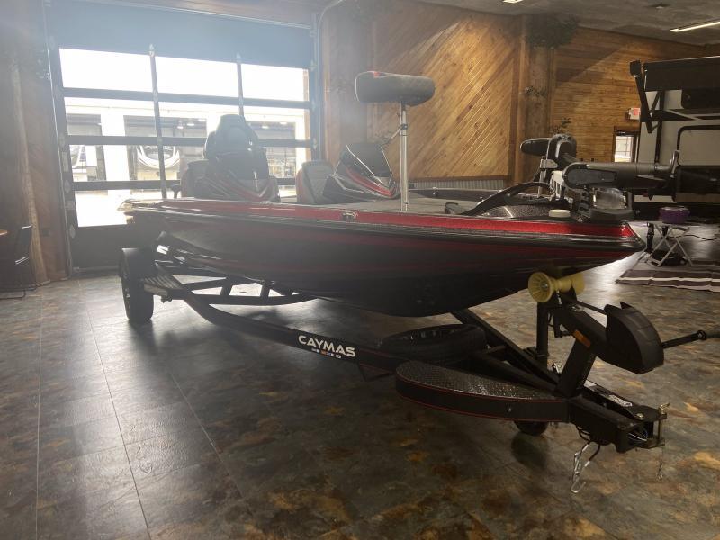 2021 Caymas Boats BASS CX-18SS