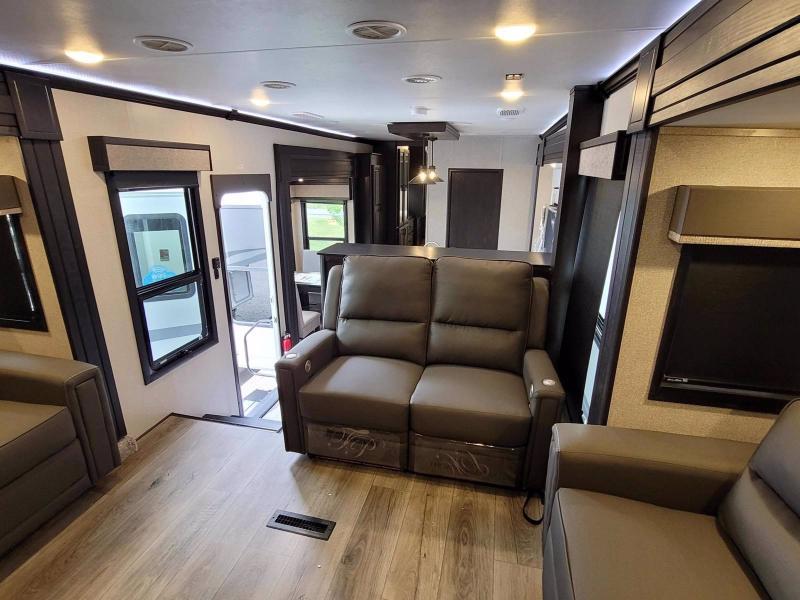 2021 Highland Ridge RV OPEN RANGE 373RBS