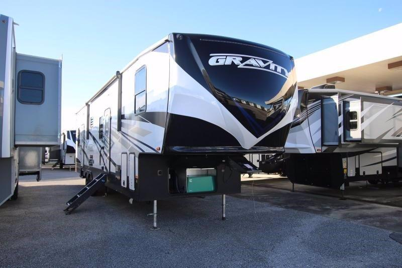 2020 Heartland RV Gravity 3340