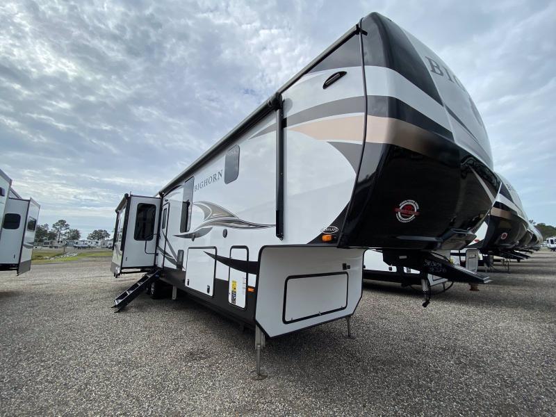 2021 Heartland RV BIGHORN 3870FB