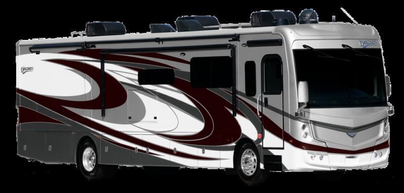 2021 Fleetwood RV DISCOVERY 38K