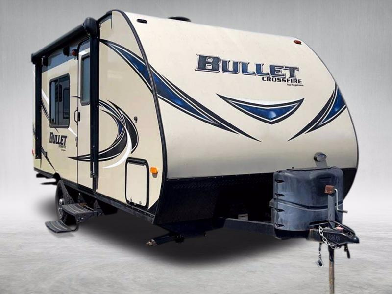 2018 Keystone RV BULLET 1800RB