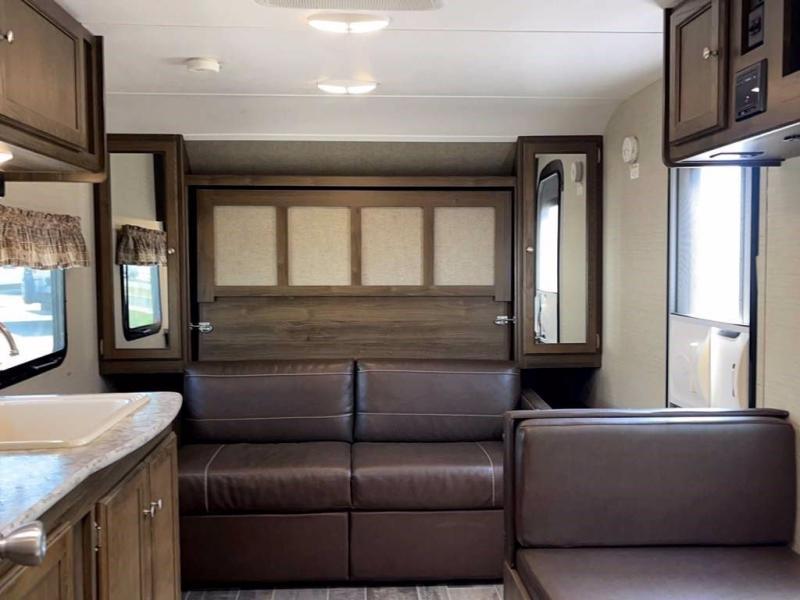 2018 Keystone RV BULLET 1800RB