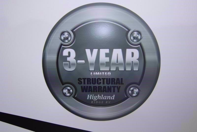 2020 Highland Ridge RV HIGHLANDER 327G
