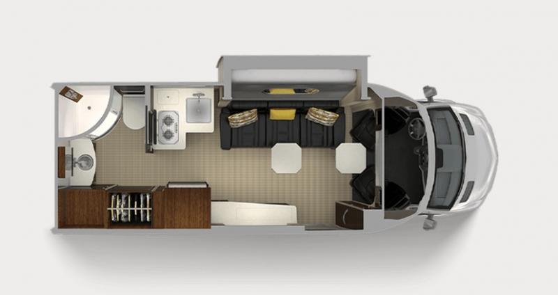 2022 Airstream ATLAS 22