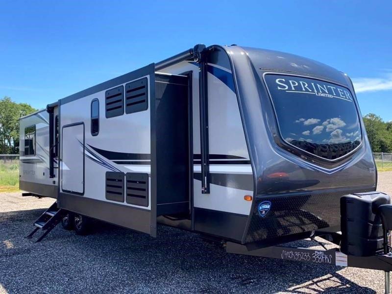 2020 Keystone RV Sprinter Limited 333FKS