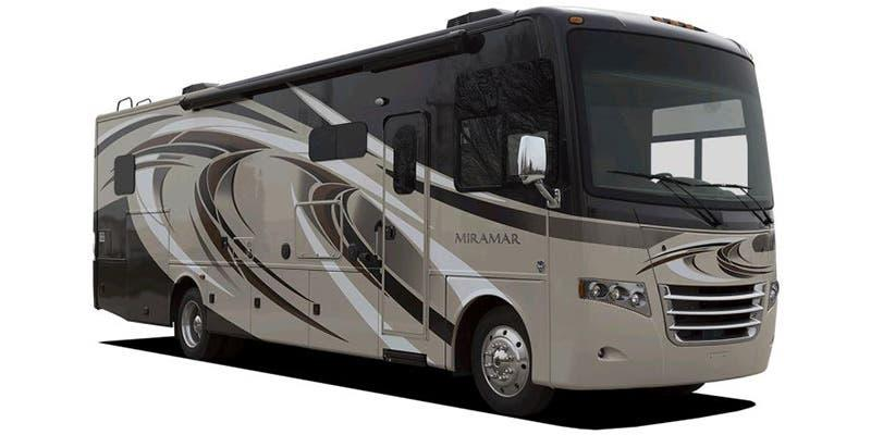 2016 Thor Motor Coach Miramar 34.2