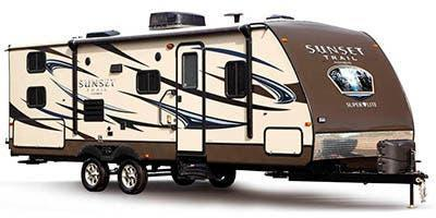 2013 Crossroads RV SUNSET TRAIL 250RB