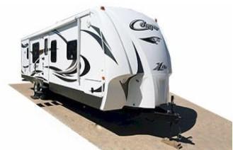 2012 Keystone RV COUGAR 31RKS