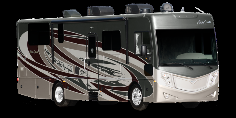 2021 Fleetwood RV PACE ARROW 33D