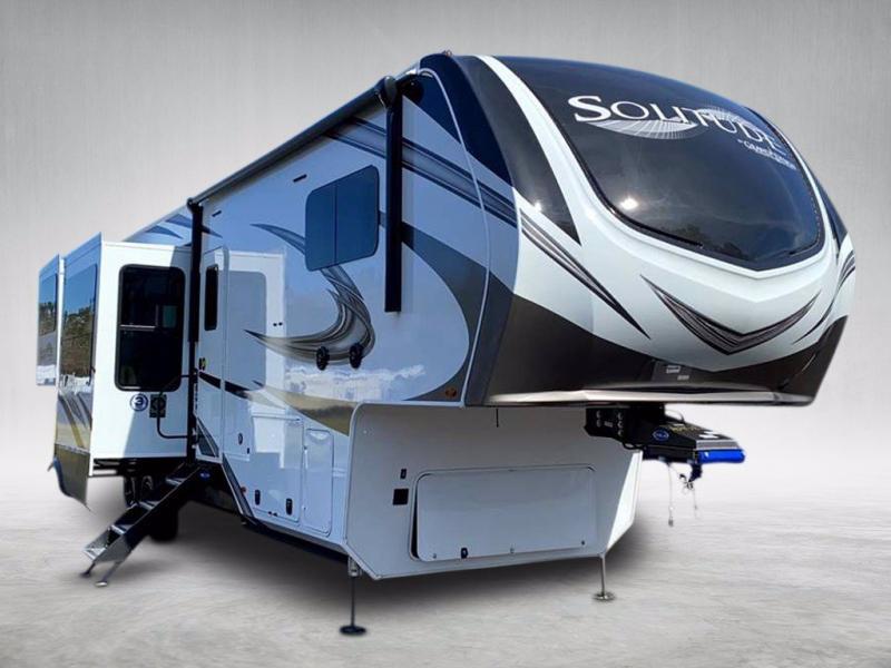 2021 Grand Design RV SOLITUDE 375RES-R