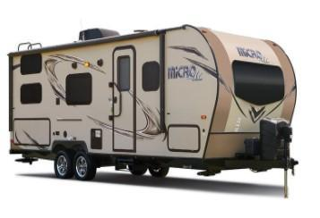 2018 Forest River, Inc. FLAGSTAFF 21DS
