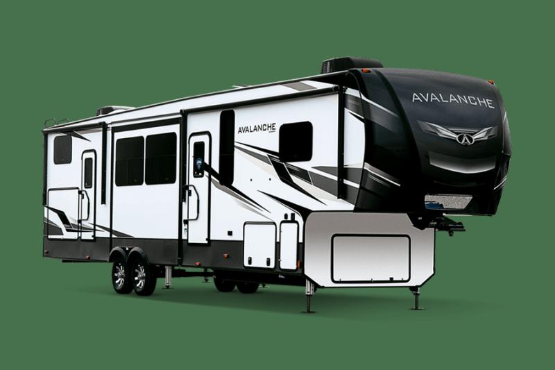 2021 Keystone RV AVALANCHE 382FL