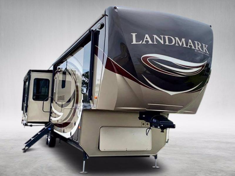 2014 Heartland RV LANDMARK KEY LARGO