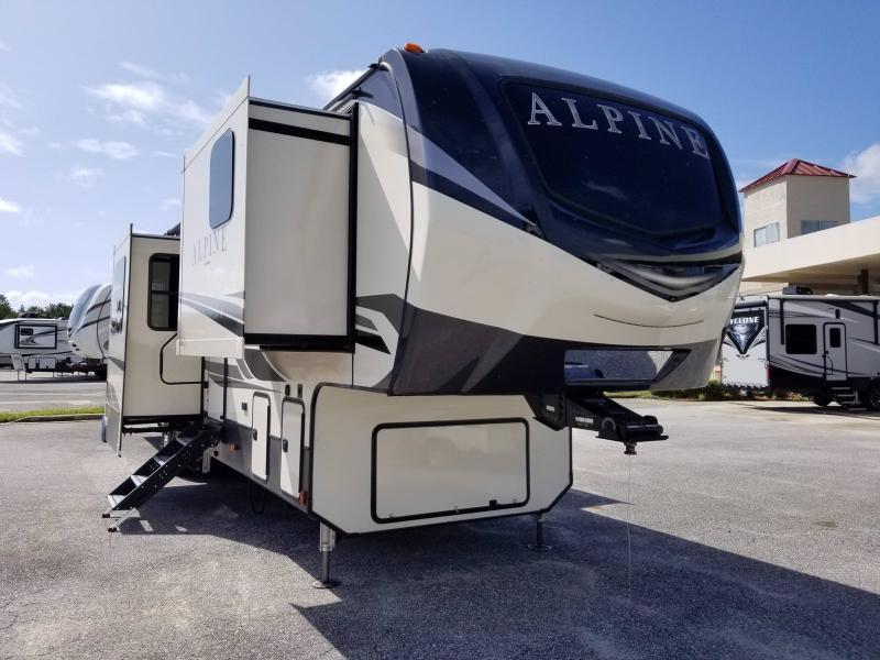 2021 Keystone RV ALPINE 3790FK