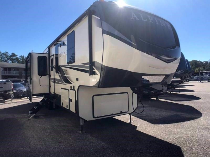 2020 Keystone RV Alpine 3121RS