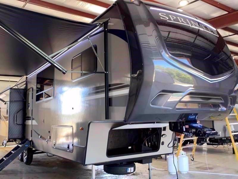 2020 Keystone RV SPRINTER 3561FWRLB
