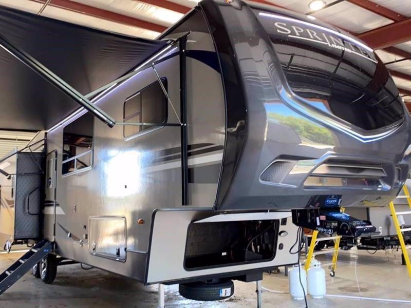 2020 Keystone RV Sprinter Limited 3561FWRLB