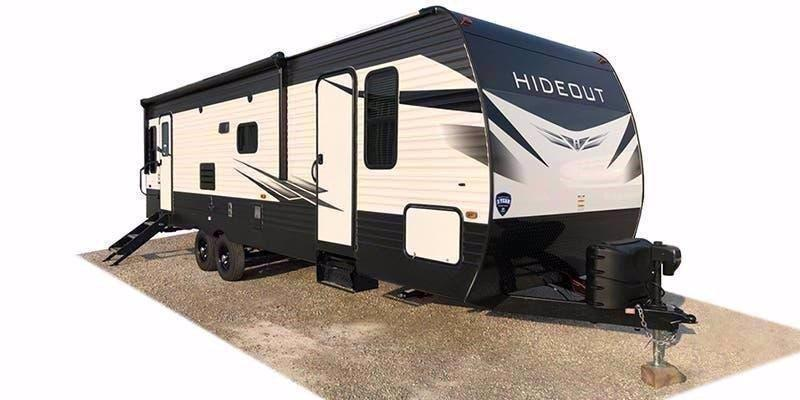 2021 Keystone RV HIDEOUT 38FQTS