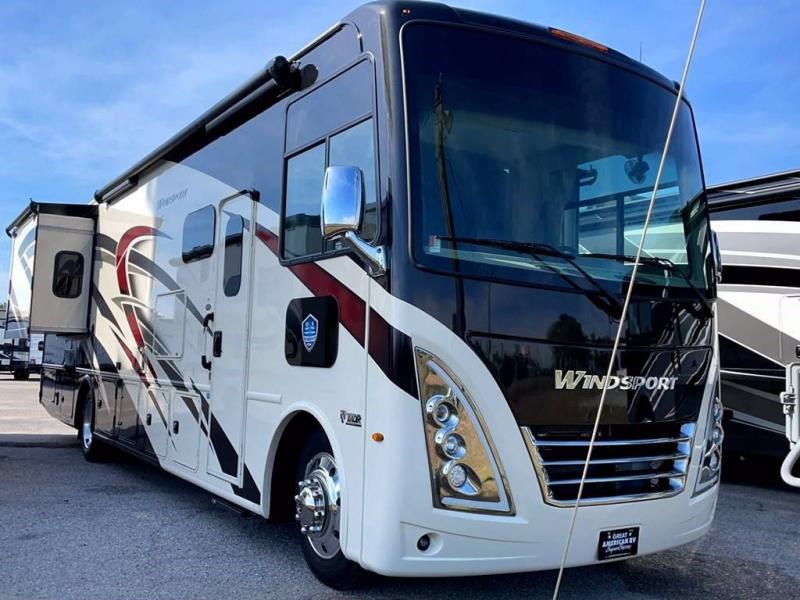 2022 Thor Motor Coach WINDSPORT 35M