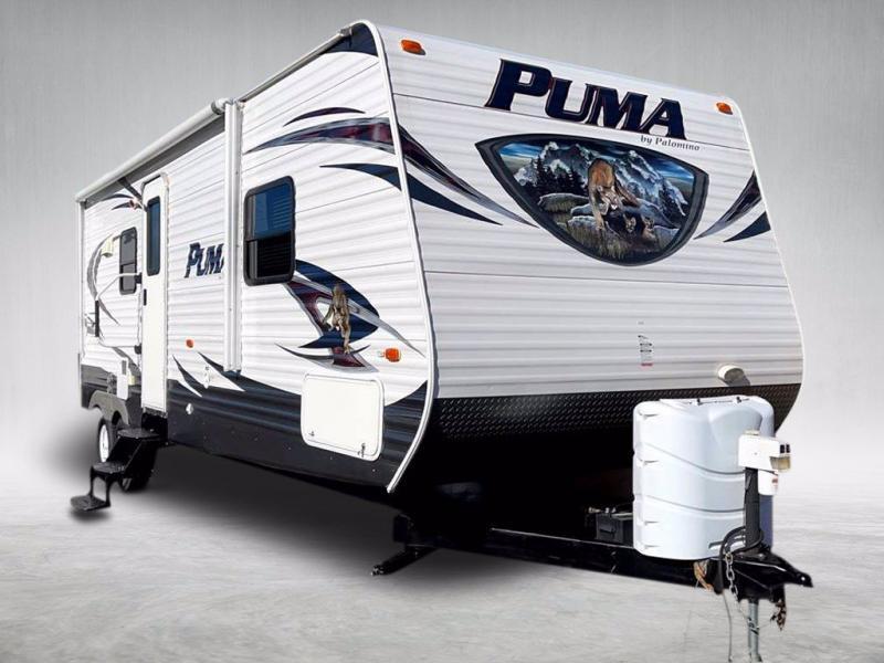 2013 Palomino PUMA 31BHSS