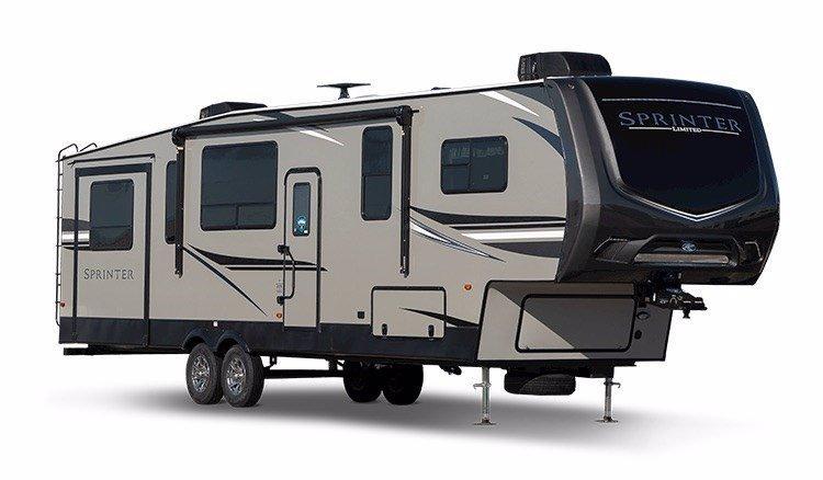 2020 Keystone RV Sprinter Limited 3611FWFKS