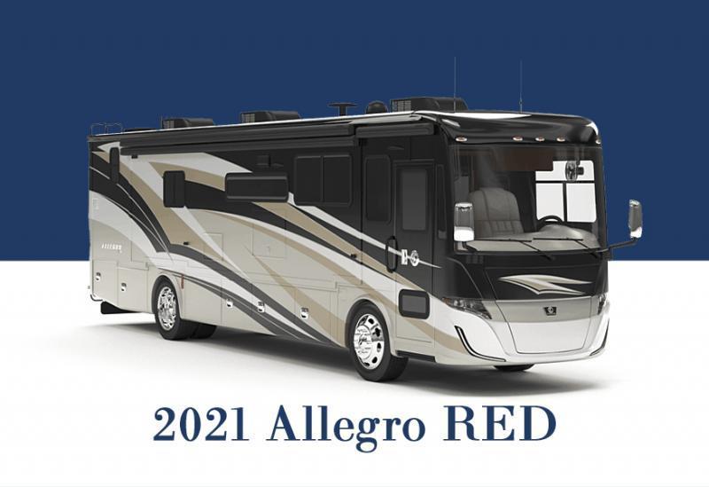 2021 Tiffin Motorhomes ALLEGRO RED 37PA