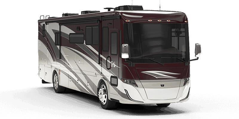 2021 Tiffin Motorhomes ALLEGRO RED 37 BA