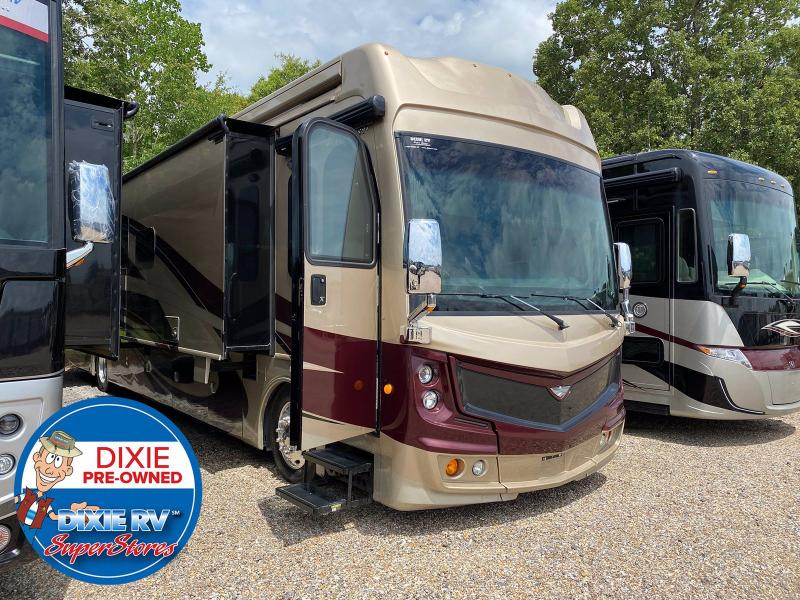 2017 Fleetwood RV Discovery LXE 40X