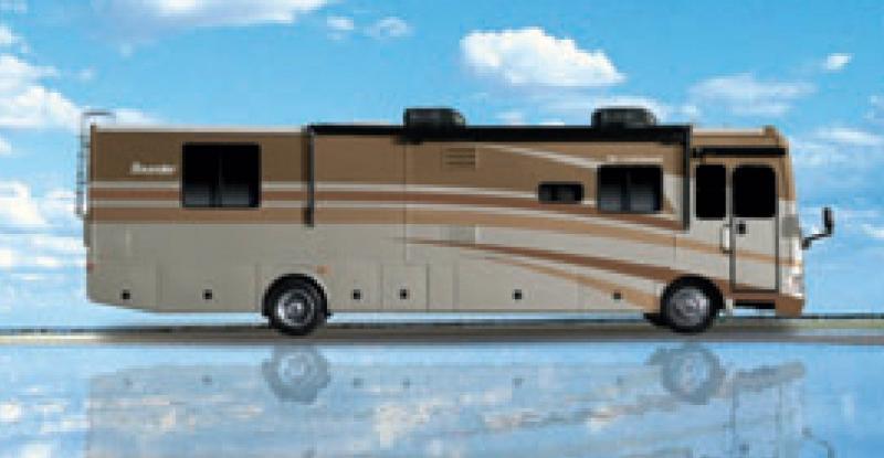 2006 Fleetwood RV BOUNDER 38N