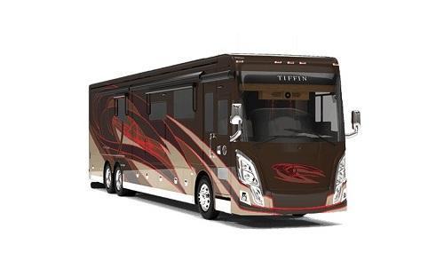2021 Tiffin Motorhomes ZEPHYR 45 PZ