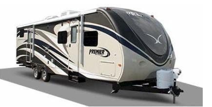 2012 Keystone RV PREMIER WS 29RTPR