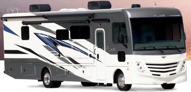 2022 Fleetwood RV FLAIR 34J