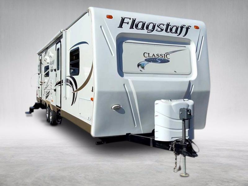 2011 Forest River, Inc. FLAGSTAFF SUPER LITE 831RLSS